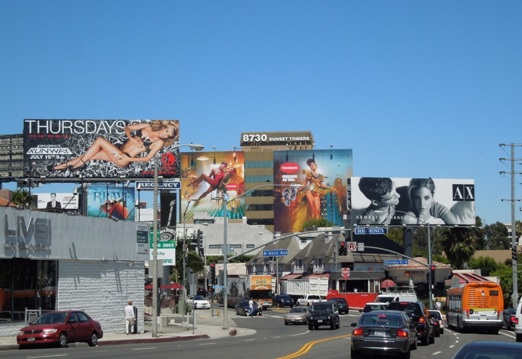 sunset strip billboards jun12